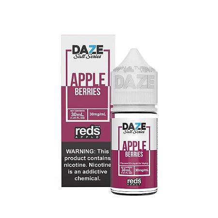 NicSalt REDS APPLE Berries 30ML