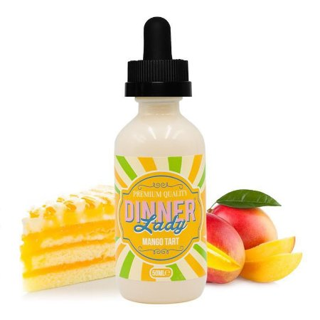 E-Liquido DINNER LADY Mango Tart 60ML