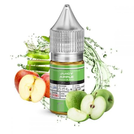 NicSalt GLAS BASIX Juicy Apple 30ML