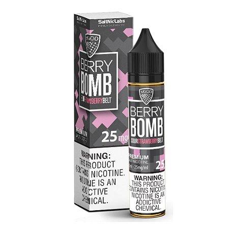 NicSalt VGOD BOMB SERIES Berry 30ML