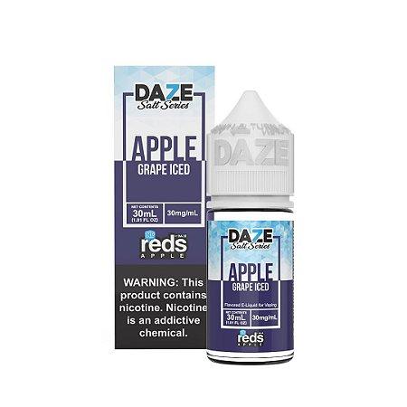 NicSalt REDS APPLE Grape Iced 30ML