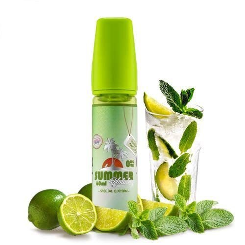 E-Liquido SUMMER HOLIDAYS Sunset Mojito 60ML
