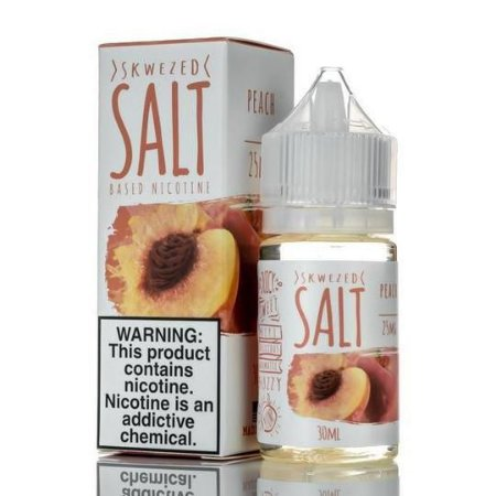 E-Liquido SKWEZED Salt Peach 30ML