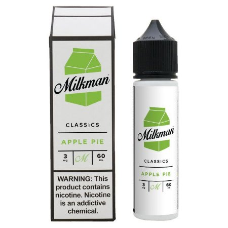 E-Liquido THE MILKMAN Apple Pie 60ML