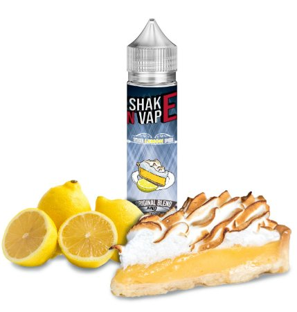 E-Liquido SHAKE N' VAPE The Lemon Pie