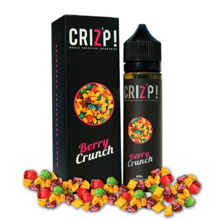 E-Liquido CRIZP Berry Crunch 60ML
