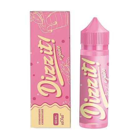 E-Liquido DIZZIT Strawberry Cheese Cake 60ML