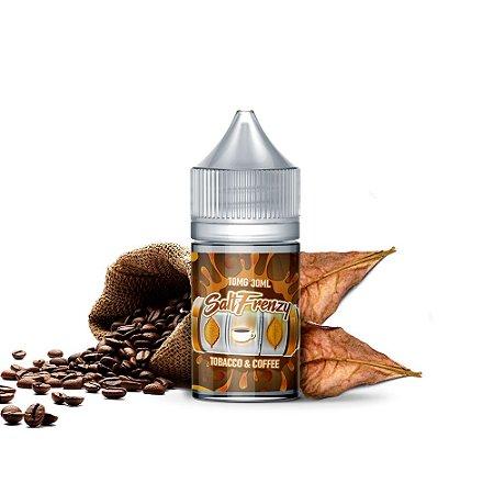 NicSalt SALT FRENZY Tobacco & Coffee 30ML