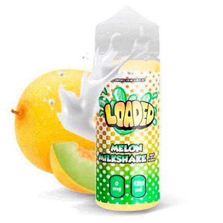E-Liquido LOADED Melon Milkshake 120ML