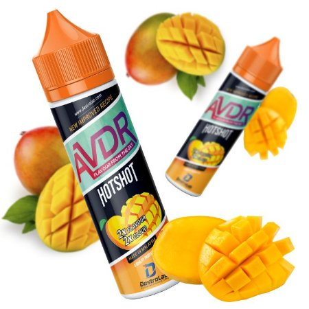 E-Liquido AVDR Hotshot 60ML