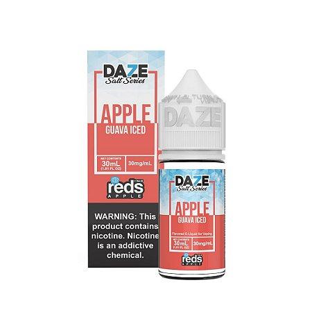 NicSalt REDS APPLE Guava Iced 30ML