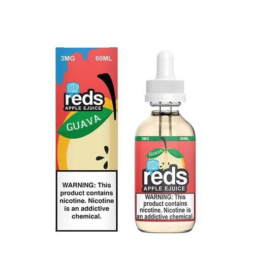 E-Liquido REDS APPLE Guava Iced 60ML