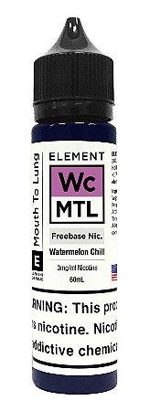E-Liquido ELEMENT MTL Watermelon Chill 60ML