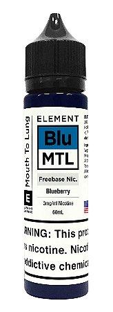 E-Liquido ELEMENT MTL Blueberry 60ML