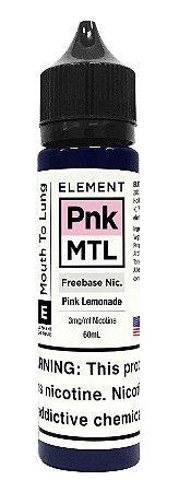 E-Liquido ELEMENT MTL Pink Lemonade 60ML