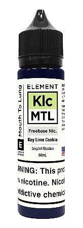 E-Liquido ELEMENT MTL Key Lime Cookie 60ML