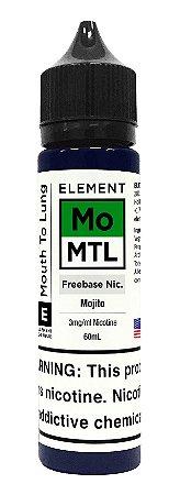 E-Liquido ELEMENT MTL Mojito 60ML