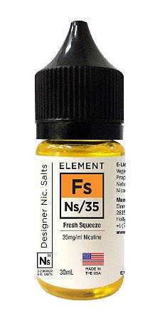 NicSalt ELEMENT Fresh Squeeze 30ML