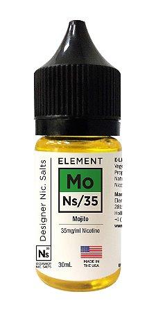 E-Liquido ELEMENT Salt Mojito 30ML