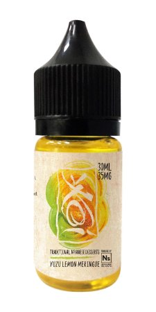 NicSalt KOI Yuzu Lemon Meringue 30ML