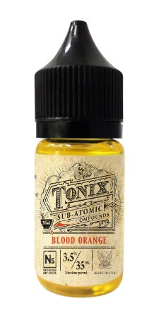 E-Liquido TONIX Blood Orange 30ML