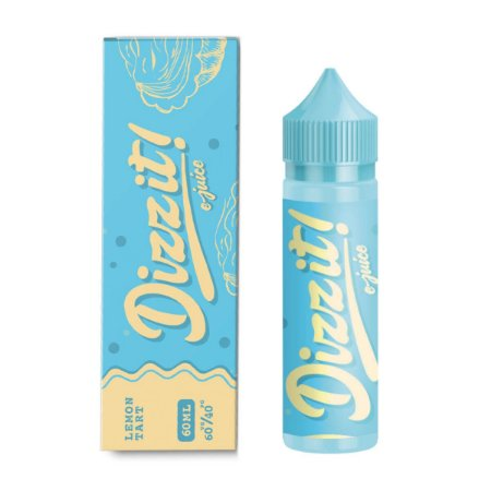 E-Liquido DIZZIT Lemon Tart 60ML