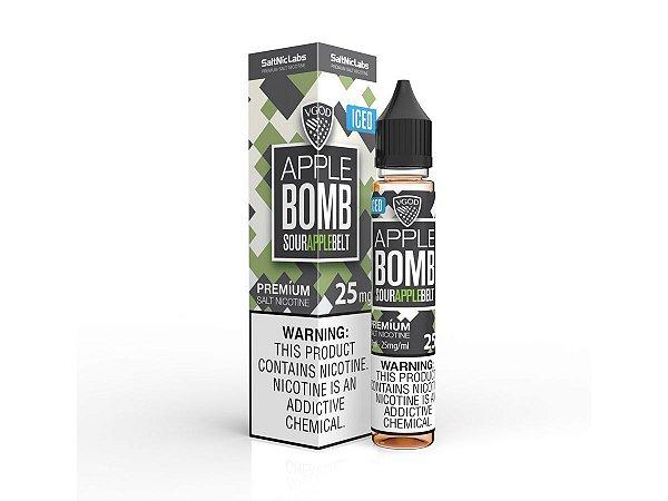 NicSalt VGOD BOMB SERIES Apple ICED 30ML