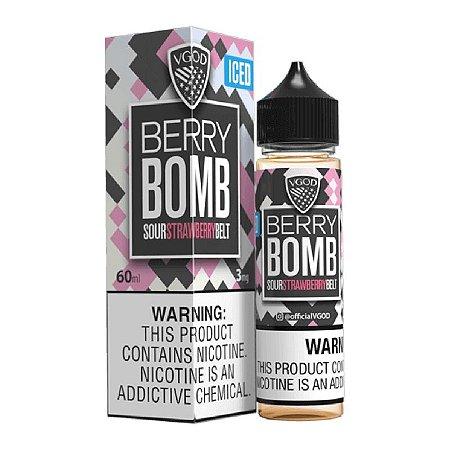 E-Liquido VGOD BOMB SERIES Berry ICED 60ML