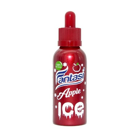 E-Liquido FANTASI ICE Apple 65ML
