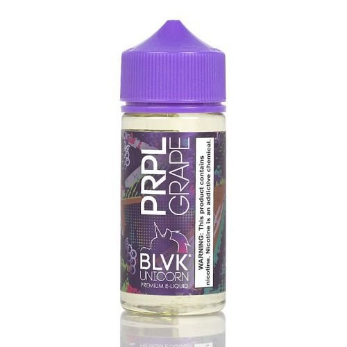 E-Liquido BLVK UNICORN PRPL Grape 100ML