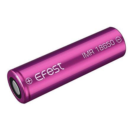 Bateria EFEST 18650 IMR 3500mAh 20A (Unidade)