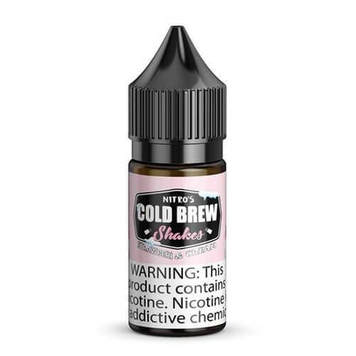 E-Liquido NITRO'S COLD BREW SHAKES Strawberi & Cream 30ML