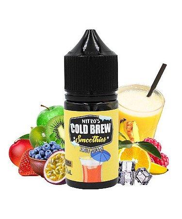 E-Liquido NITRO'S COLD BREW SMOOTHIES Fruit Splash 30ML