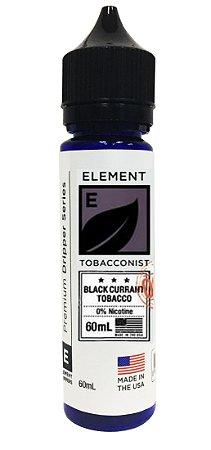 E-Liquido ELEMENT TOBACCONIST Black Currant Tobacco 60ML