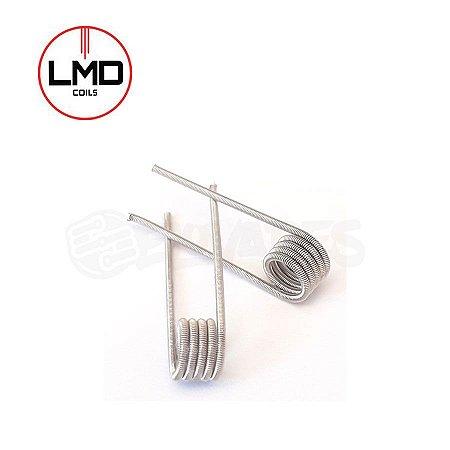 Kit Resistências Pré-Construídas LMD CLAPTON - 6 Peças
