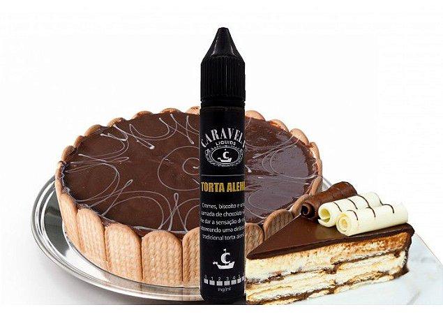E-Liquido CARAVELA Torta Alemã 30ML
