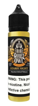 E-Liquido QUIET OWL Starry Night 60ML