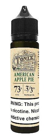 E-Liquido TONIX American Apple Pie 60ML