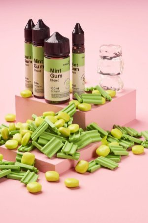 NicSalt DREAM COLLAB Mint Gum ICE 30ML