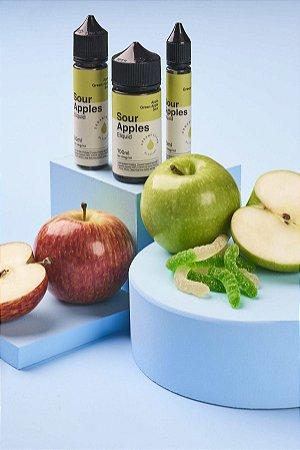 E-Liquido DREAM COLLAB Sour Apples