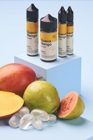 E-Liquido DREAM COLLAB Guava Mango ICE