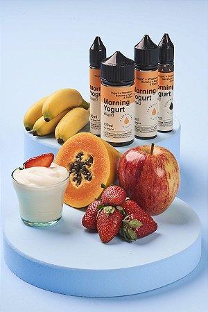 E-Liquido DREAM COLLAB Morning Yogurt