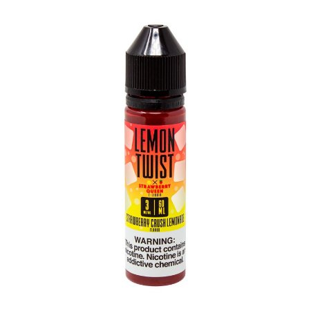 E-Liquido LEMON TWIST Strawberry Queen - Strawberry Crush Lemonade 60ML