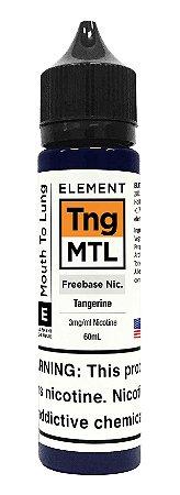E-Liquido ELEMENT MTL Tangerine 60ML