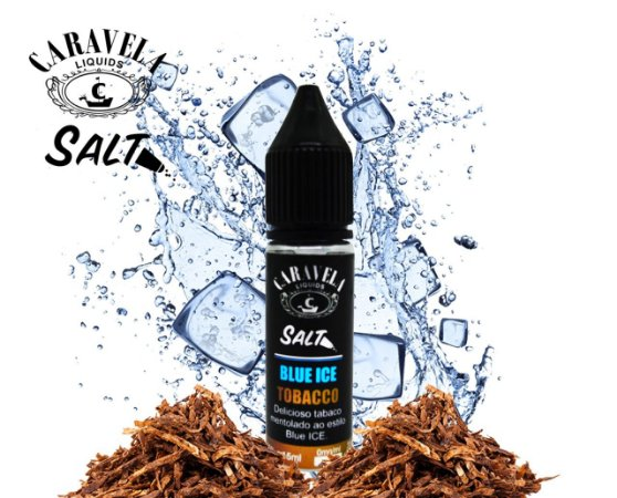 NicSalt CARAVELA Blue Ice Tobacco 15ML