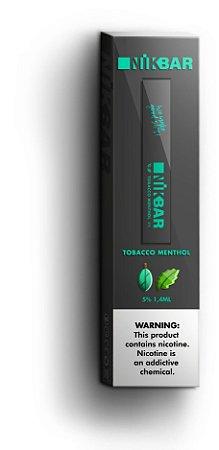 NIKBAR Pod Descartável - Tobacco Menthol