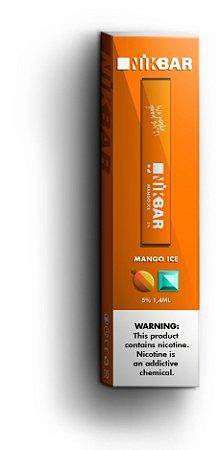 NIKBAR Pod Descartável - Mango Ice