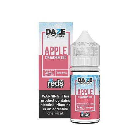 NicSalt REDS APPLE Strawberry Iced 30ML