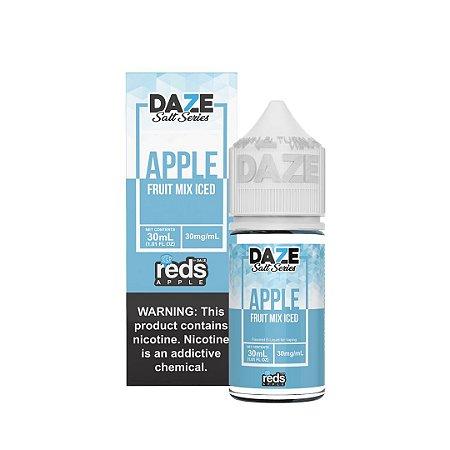 NicSalt REDS APPLE Fruit Mix Iced 30ML
