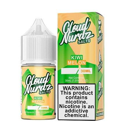 NicSalt CLOUD NURDZ Kiwi Melon 30ML